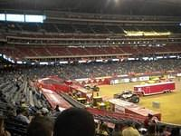 Quad Wars at Monster Jam Feb 2 2013